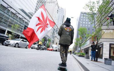 Canadá aprueba la legalización de la marihuana recreativa
