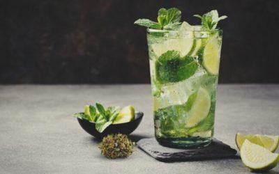 Mojito con Marihuana (receta)