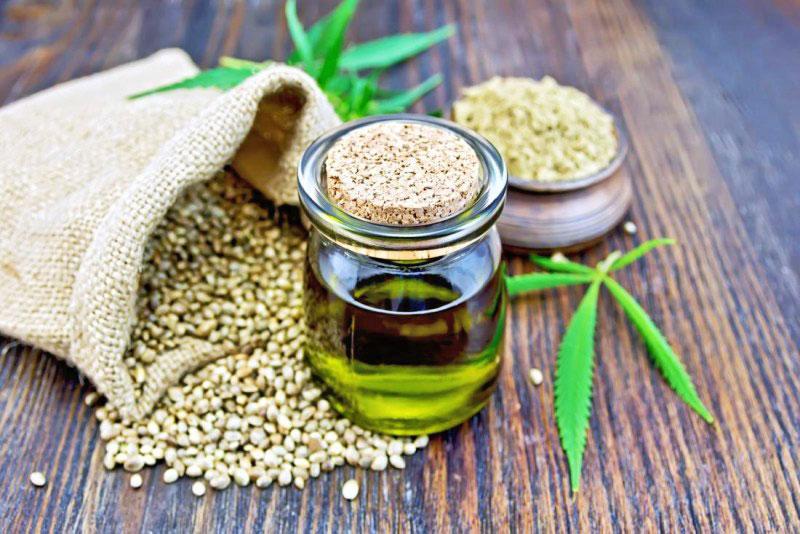 Las propiedades antioxidantes del CBD